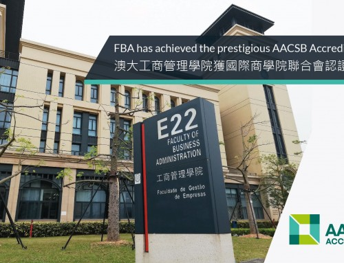 FBA earns prestigious AACSB Accreditation