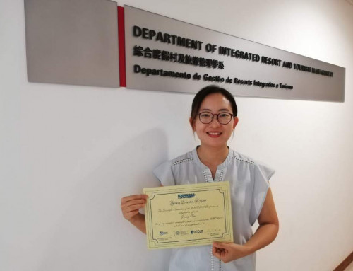 Dr. Jacey CHOE receives Young Scientist Award